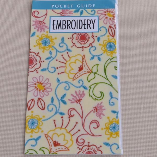 Embroidery Guide Booklet
