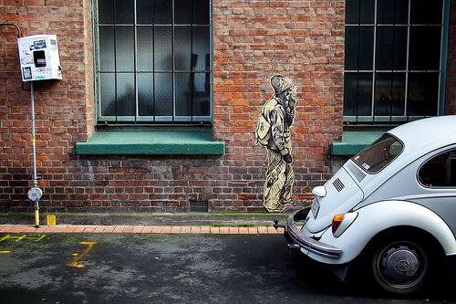 Christchurch street art #art #christchurch