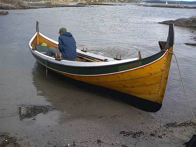 Small Wooden Boats : Traditional norwegian wooden boat building google haku