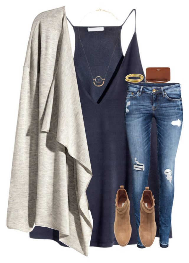 I can't even...do all this homework by skmorris18 on Polyvore featuring H&M, Karen Kane and Vineyard Vines
