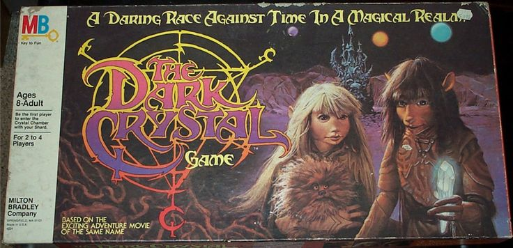 holy shit a Dark Crystal board game?!