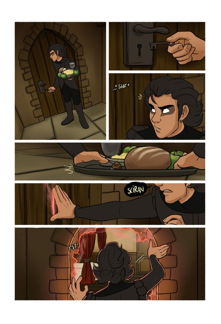 Mias and Elle Chapter4 pg11 by StressedJenny.deviantart.com on @DeviantArt