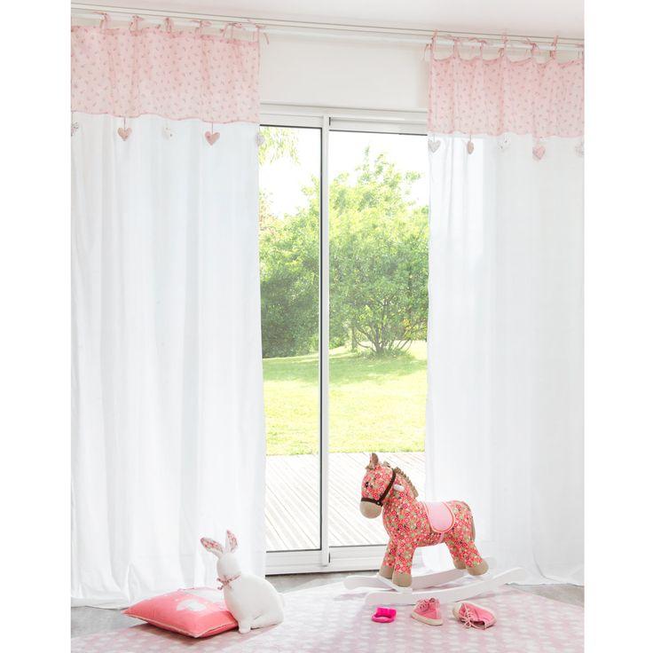 vorhang f rs kinderzimmer ines cortinas pinterest vorh nge kinderzimmer und gardinen. Black Bedroom Furniture Sets. Home Design Ideas