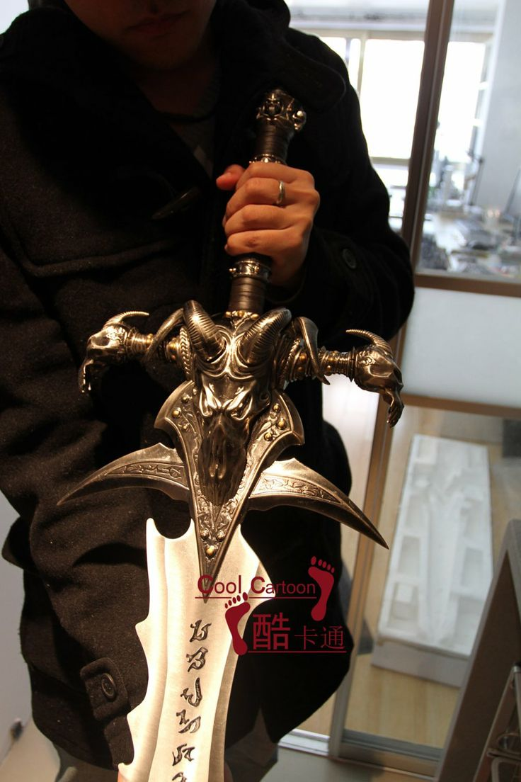The World Smallest Heart Pump: Free Shopping,hot Sale,World Of Warcraft Frostmourne Sword