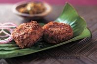 Delicious starter.. Rajma kabab