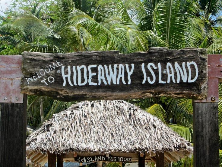 Hideaway Island, Port Vila, Vanuatu