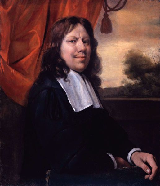 Jan Steen - Dutch painter during the VOC period (1625 or 1626 - buried on 23rd of February 1679).