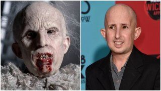 Ben Woolf as Infantata  Frankenstein has nothing on Infantata. The late Ben Woolf played the miniature monstrosity in season 1, and the character is the reanimated remnants of the murdered Montgomery child–but he's also ravenous for blood. To capture the unsettling look, Woolf had to submit to one heckuva makeup routine.