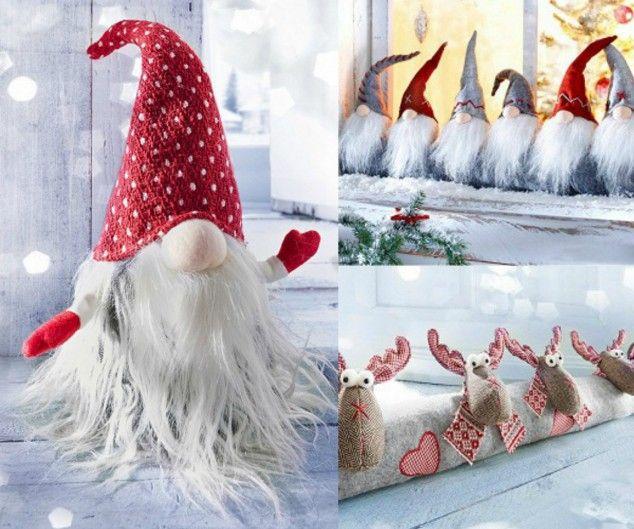 Clima De Natal Escandinavo!por Depósito Santa Mariah