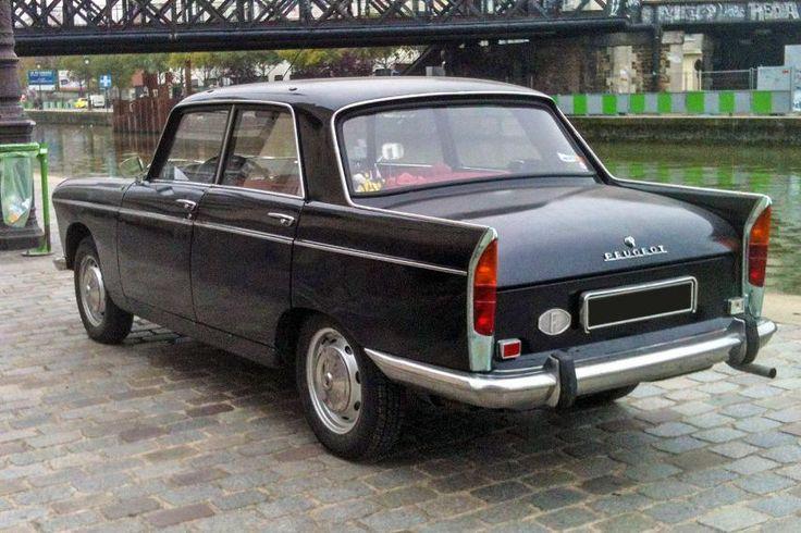 Peugeot 404                                                                                                                                                                                 Plus