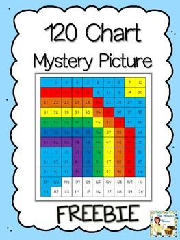 FREE! 120 Chart Mystery Picture activity. Great for St. Patrick's Day, spring, morning work, or math centers!