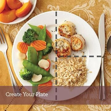 A registered dietitian can help you create a doable plan to manage your  blood sugar and