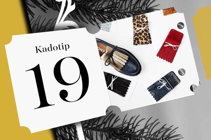 Achter deurtje 19 zitten deze schoenaccessoires van Pinned by K verborgen. Met deze toffe fringes zijn je schoenen in een mum van tijd gepimpt.
