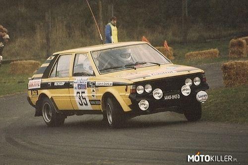 FSO Polonez 2000 Rally