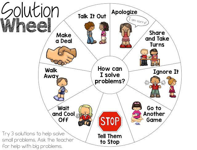 Building Character  Encouraging Problem Solving