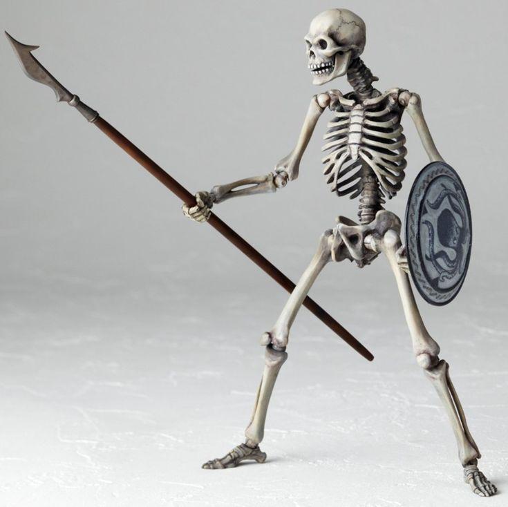Картинки игрушки скелета