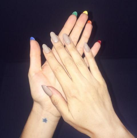 Ich werde es nur sagen: Nagelkunst kann irgendwie kitschig sein. Es ist nicht so …, #Nails, #Nails