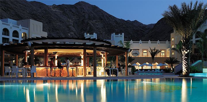 Pool Bars - Muscat, Oman Restaurants