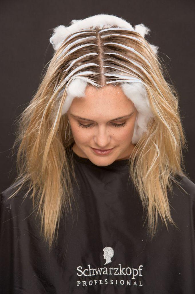 20 best color techniques images on Pinterest   Hair colors, Blondes ...