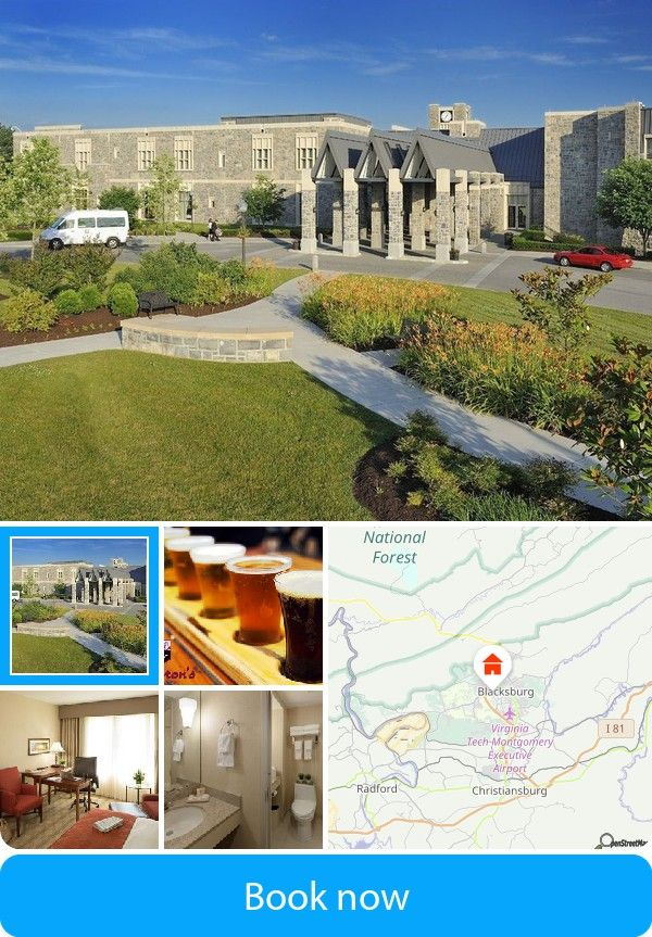 The Inn at Virginia Tech and Skelton Conference Center (Blacksburg, USA) – Book this hotel at the cheapest price on sefibo.