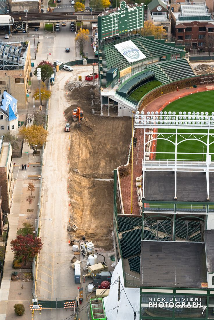 Best 25 wrigley field ideas on pinterest wrigley field chicago right now this is depressing but when done happiness wrigley field amipublicfo Gallery