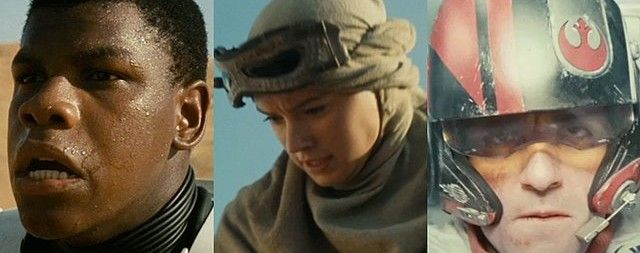 Complete STAR WARS: THE FORCE AWAKENS Character List Revealed