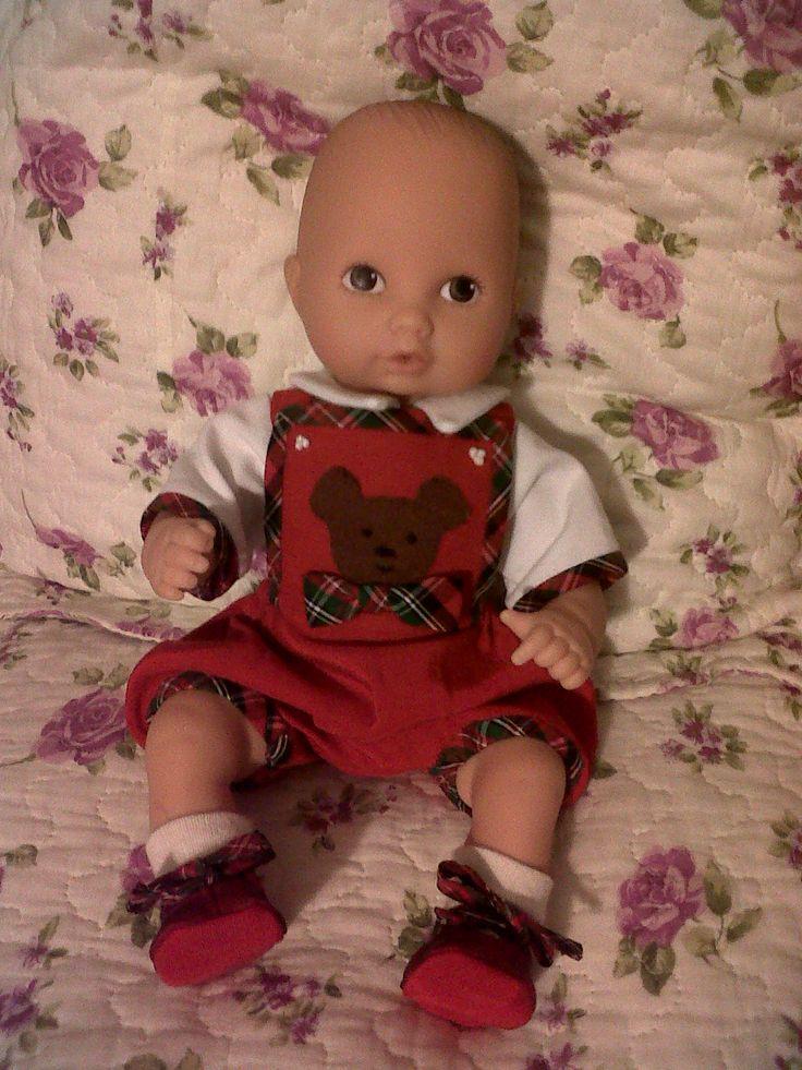 Gotz boy doll by me