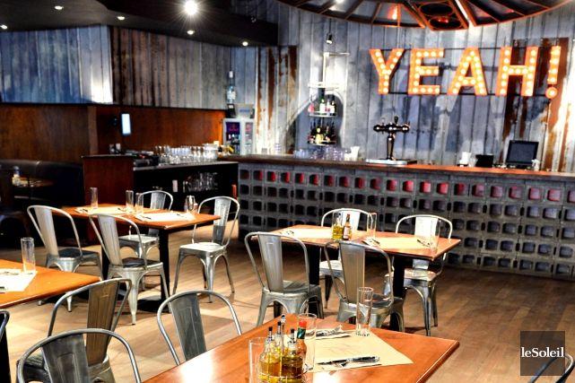 Boudoir Bar & Pizzéria: une nouvelle identité