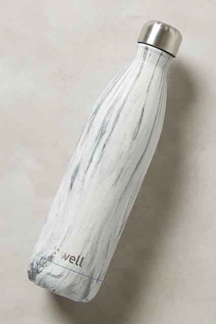 S'well Reusable Water Bottle - keeps liquids cold for 24 hours......anthropologie.com ($45.00)