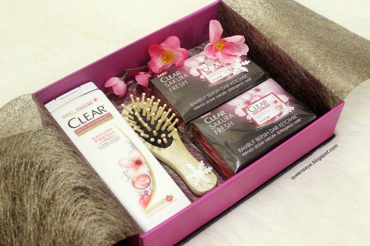 CLEAR Sakura Fresh from Home Tester Club