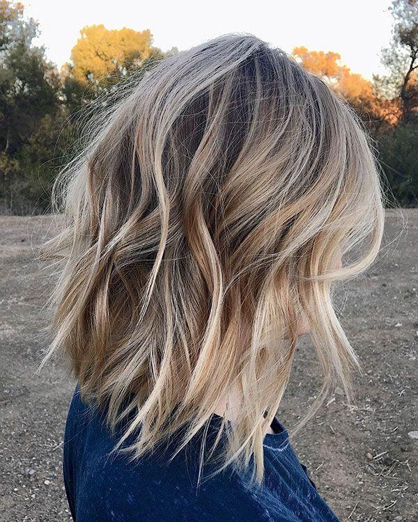 45 Popular Short Hairstyles For Fine Hair Short Thin Hair Long Bob Hairstyles Popular Short Hairstyles