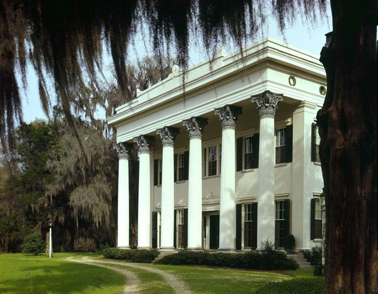 Millford Plantation Also Spelled Milford Is A Historic Place Located On SC 261 West