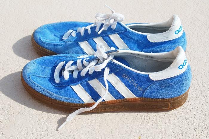 79f72b0217e Vintage Adidas Handball Spezial Shoes Mens 6.5 Womens 8.5