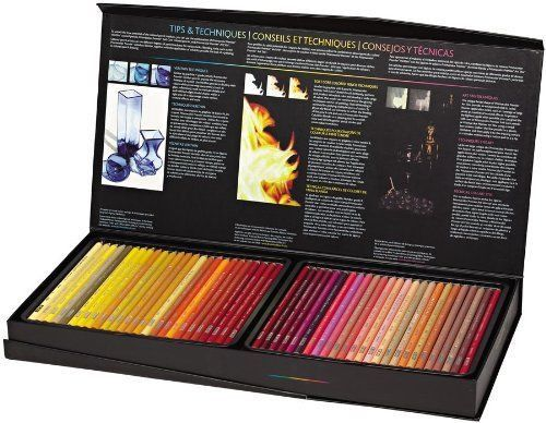 150 Prismacolor pencils - A premier set of colored pencils for coloring, drawing - Comes with storage case -best colored pencils EVER!
