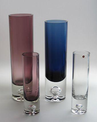 Vases by Tapio Wirkkala