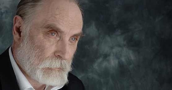 Stefan Chwin - gdanski pisarz i nauczyciel akademicki.