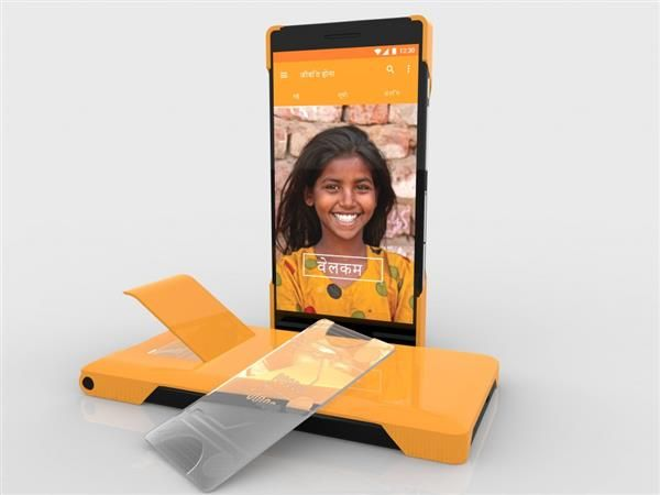 3ders.org - 3D printed Vasu smartphone case allows for cheap and accessible malaria diagnosis | 3D Printer News & 3D Printing News