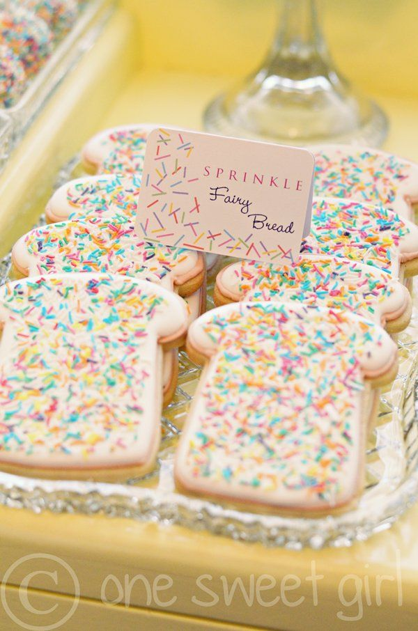 Fairy Bread Cookies