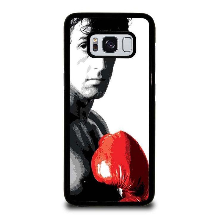 ROCKY BALBOA Samsung Galaxy S3 S4 S5 S6 S6 Egde S6 Edge Plus S7 S7 Edge S8 S8 Plus Note 3 4 5 8