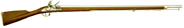 brown bess musket