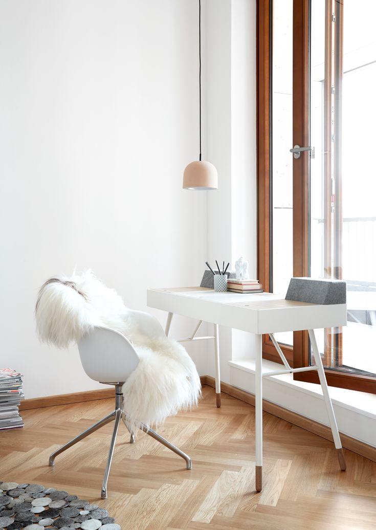 Home Office: Cupertino Schreibtisch Mit Adelaide Stuhl. #boconcept  #scandinaviandesign #interiordesign #