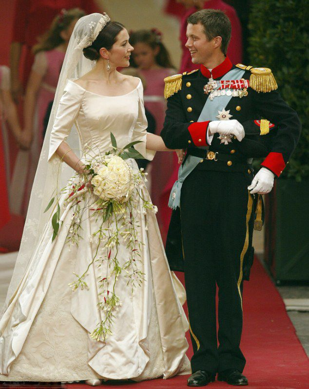 17 best images about royal weddings on pinterest duke for Swedish wedding dress designer