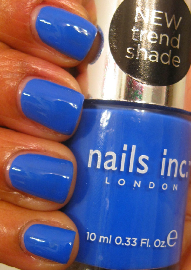 Nails Inc Baker Street @nails inc