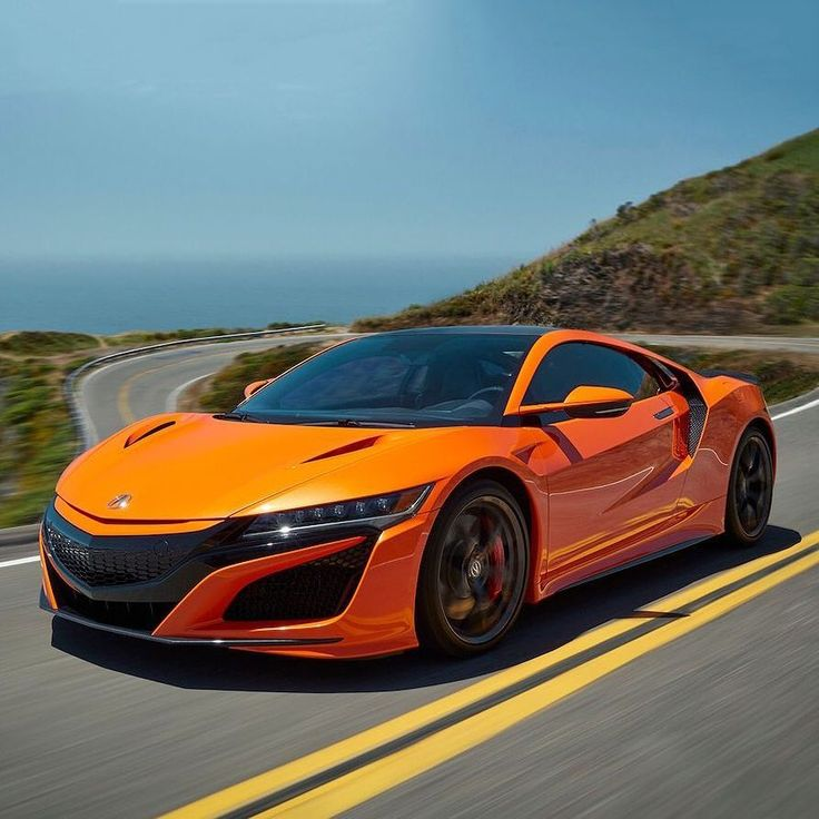 Honda Acura Nsx 2nd Gen. (With Images)
