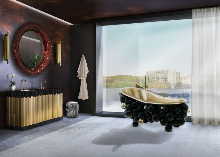 Die besten 25+ Spiegelbeleuchtung Ideen auf Pinterest Graues - hotelzimmer design mit indirekter beleuchtung bilder