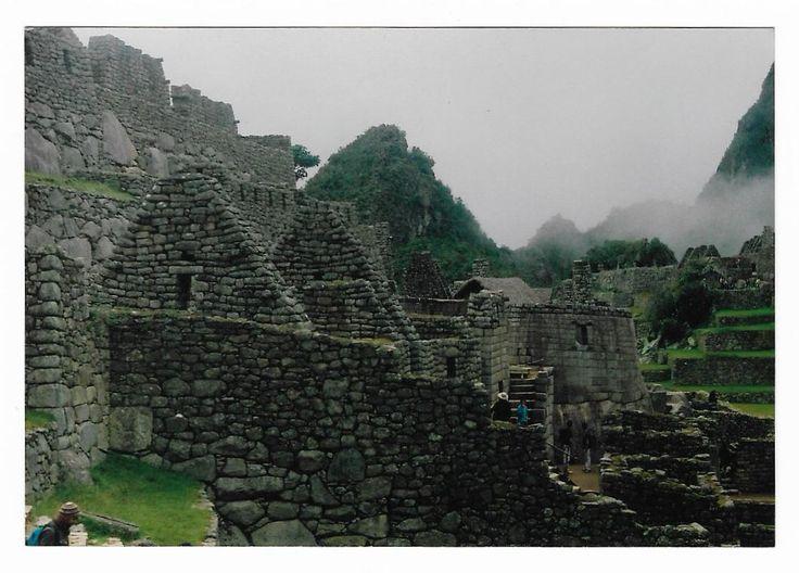 Zenit 122 Machu Picchu, Perú
