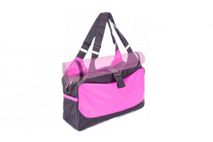 http://culttela.ru/products/sumka-dlya-yogi-khela Стильная и удобная сумка для йоги, фитнеса и спорта КХЕЛА.  19 литров объема, плюс специальное крепление для коврика поверх молнии, т.е. можно поместить уйму вещей. Жесткое дно + 4 кармана.