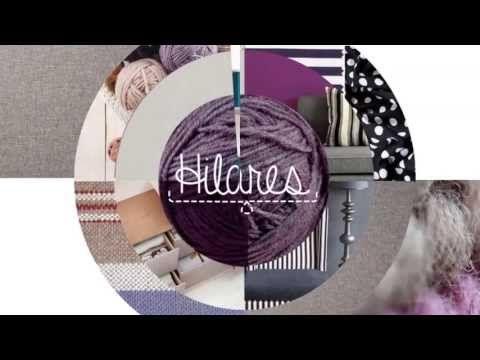 """Conoce más sobre Hilares, familia de la colección """"Eclectic"""" 2014 de Tablemac"""