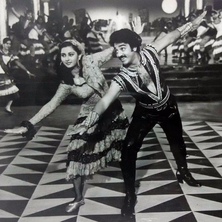 "1 Likes, 1 Comments - muvyz.com (@muvyz) on Instagram: ""#KamalHaasan #PoonamDhillon #BollywoodFlashback #80s #whichmuvyz #guessthemovie #muvyz112617…"""