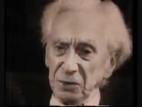 Bertrand Russell: «Chiedi a te stesso: quali sono i fatti?» - OVO.com